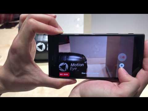 ดูสดๆ ถ่ายภาพสโลว 960 fps จาก Sony Xperia XZs - วันที่ 05 Mar 2017