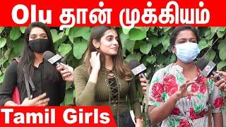 Matter முக்கியமா ? Love முக்கியமா ? Tamil Girls Open Talk | Kingwoodstv