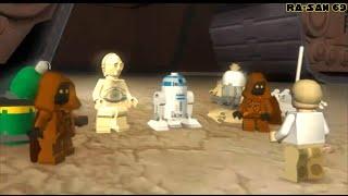 Lego Star Wars II walkthrough part 2
