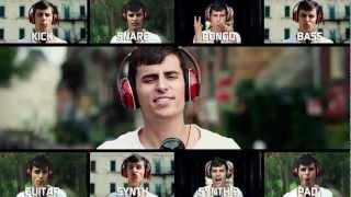 اغنية انقليزية بدون موسيقي | Mike Tompkins