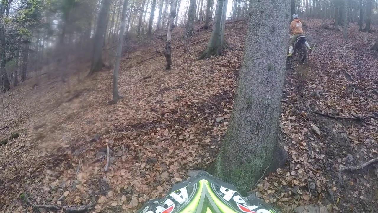 Enduro Mszana na wyprawie enduro w górach
