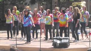 Indonesia Pusaka by CU On The Rocks-all female a cappella