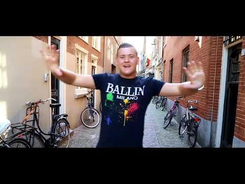 Delano Bisschops - In mijn dromen (Officiële Videoclip)