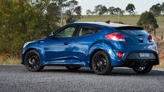 2016 Hyundai Veloster Street Turbo review - first impressions (POV)