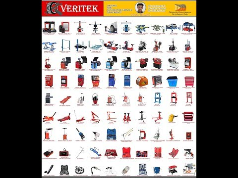 Automotive Garage Equipment And Tools Dealer Philippines