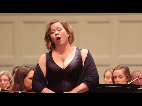 Richard Strauss Four Last Songs, featuring Pamela Armstrong