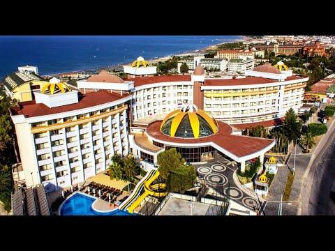 Отзыв на отель Side Alegria & Spa 5* (Сиде, Турция)