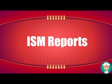 ISM Audits Checklist, Reports And Reviews