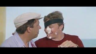 """Выстрел мороженным. """"Хороший мальчик!""""  """"Бриллиантовая рука"""" 1968 г."""