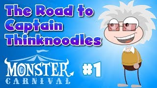 "Poptropica: Road to ""Captain Thinknoodles"" - Monster Carnival Part 1"