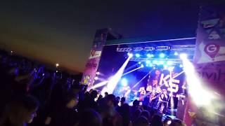 Kozak System in Piviha-fest