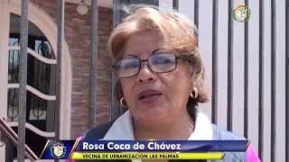 Municipalidad en tu Barrio  - Hualmay 2015