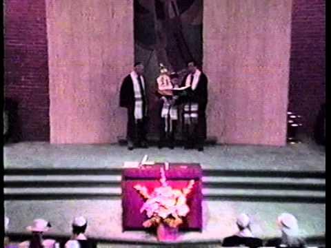 Bradley's Bar Mitzvah - June 19, 1993