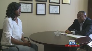Mother of slain teen meets with new Community Relations Director
