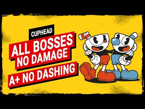 ¿Crees que Cuphead es difícil? Un jugador vence a los 28 jefes sin recibir daño