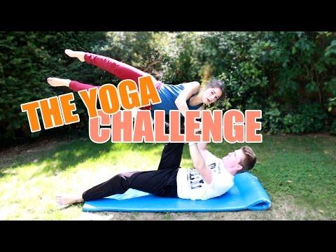 Yoga Challenge ! thumbnail