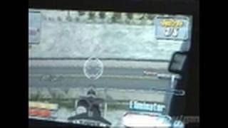 Pursuit Force Sony PSP Gameplay