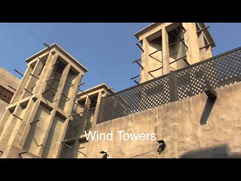 Visit the Gold Souk/Souq and Old Deira Area in Dubai