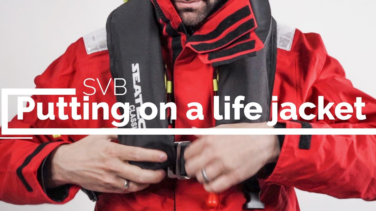 Finding the perfect life jacket SVB | Yacht and boat equipment