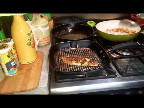 Recipe: Blackened Catfish from YouTube · High Definition · Duration:  51 seconds  · 43 views · uploaded on 3/29/2017 · uploaded by American Recipes