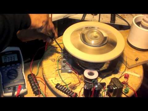 UFO Magnet motor