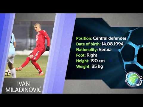 Ivan Miladinovic   Highlights 2017