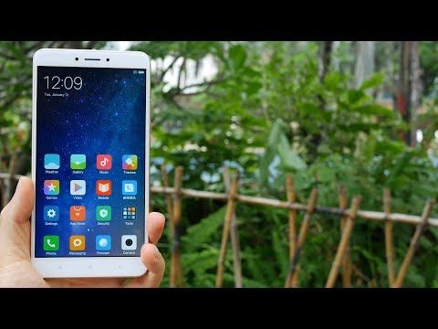Xiaomi Max 2 Unboxing & Hands on Review: Phone or a Powerbank?[4K]