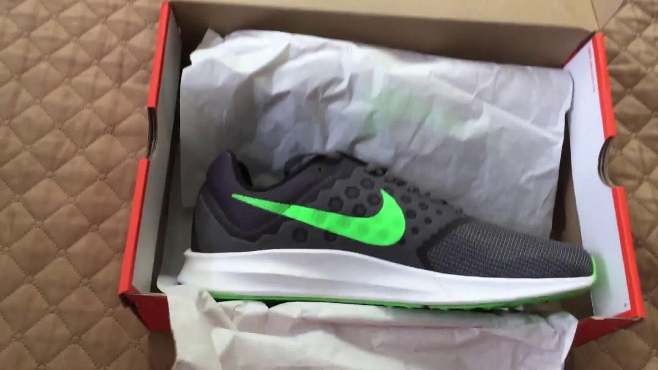 da8703f401e2b Кросівки Nike Downshifter 7 - YouTube