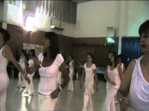 esibizione del balletto coreografoco