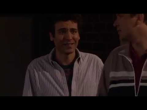 How I Met Your Mother – The Fight Clip7