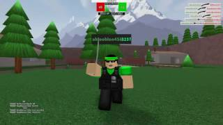 Roblox: Typical Colors 2: Trying out the longbow!