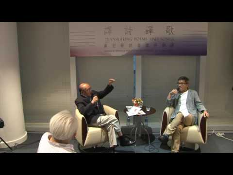 Translating Poems and Songs: Andrew Wong's perspectives on music & translation