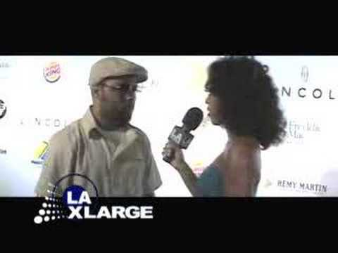 Magic Johnson Event - Interviews with Musiq Soul Child, Steve Harvey