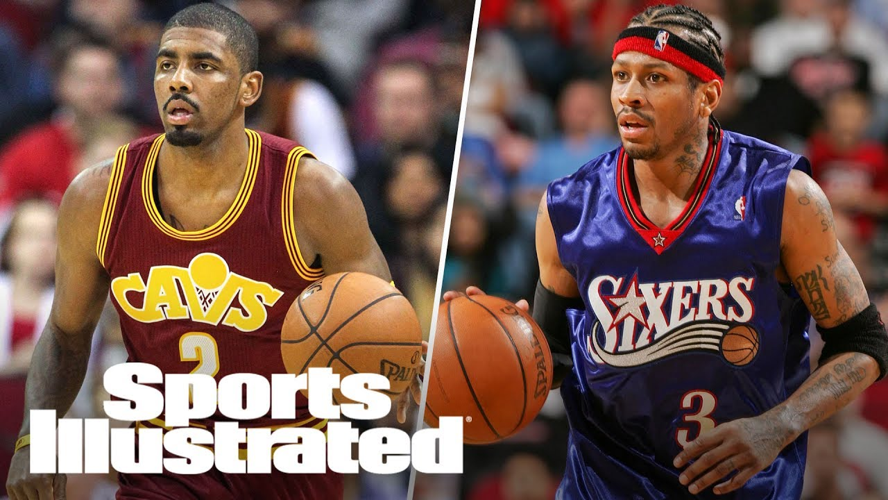 546bad21559 Kyrie Irving Vs. Allen Iverson  Who s The Better NBA Scoring Guard ...