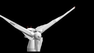 Lego - Wind Turbine - Windkraftanlage - Custom