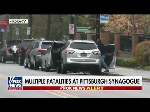 PA Rep. Says Synagogue Shooting Aftermath Is a 'Time to Be United'