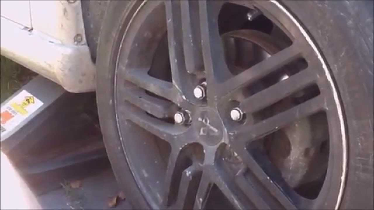 03 Eclipse How To Adjust The Tension On Drive Belts Youtube Power Transmission Gt Pulleys