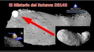 El Misterioso Asteroide Itokawa 25143