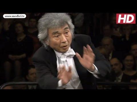 Seiji Ozawa and Anne-Sophie Mutter - Beethoven, Violin Concerto