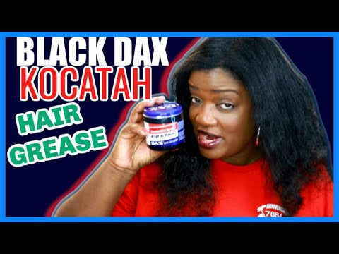 Grease My Itchy Scalp w/Dax Kocatah For A Week & Being A Woman Homeowner