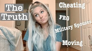 THE SECRET LIFE OF BECOMING A MILITARY SPOUSE || WHAT I WISH I KNEW