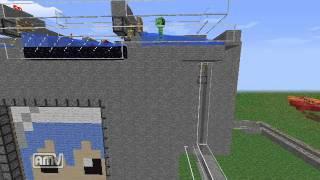 【全自動Minecraft】クリーパーの冒険
