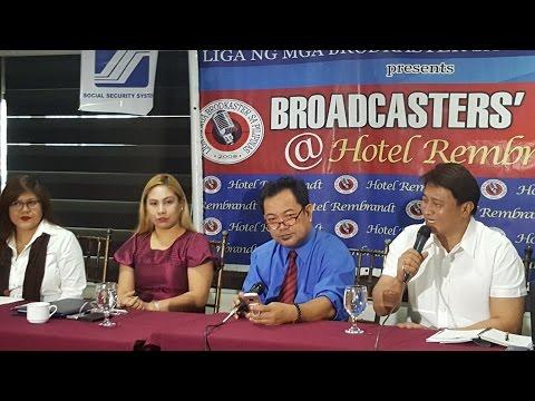 LIGA NG MGA BRODKASTER SA PILIPINAS - BROADCASTERS FORUM, OCTOBER 19, 2016