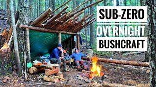 Remote Bushcraft Camp - Overnight Stay | Camp Katyusha Episode 3