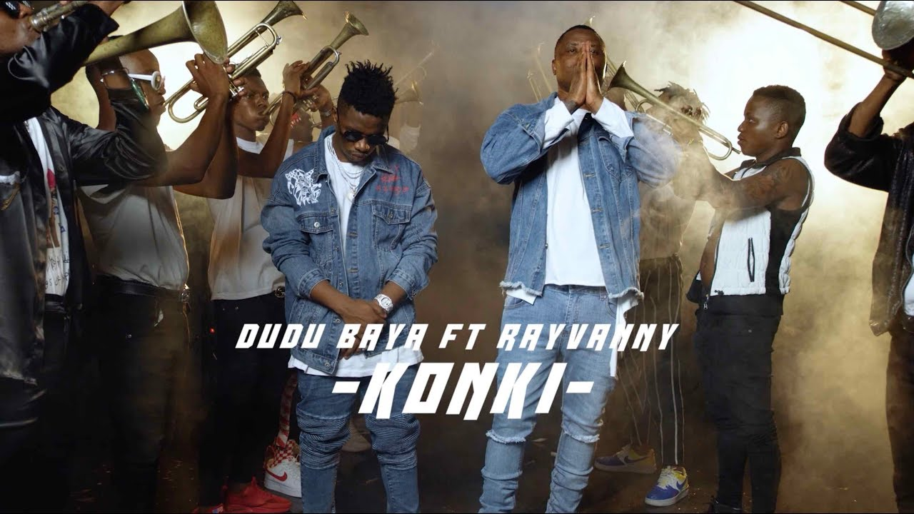 Dudu Baya X Rayvanny - KONKI (Official Music Video)