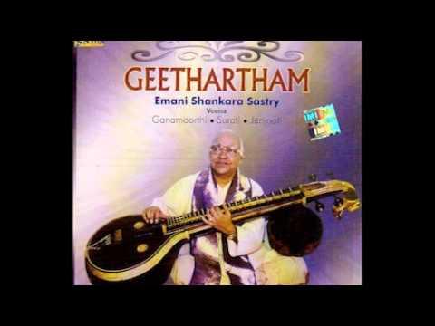 Emani Shankara Sastry in RAAGA: Shurutti - Geethartham (2003)