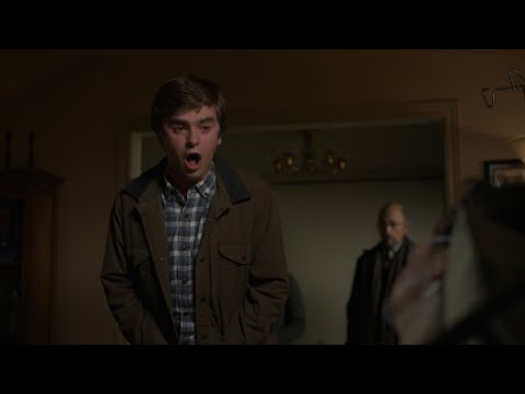Shaun Tells His Father He Doesn't Care If He Dies - The Good Doctor