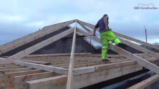 Roofing - Rafter Assembly