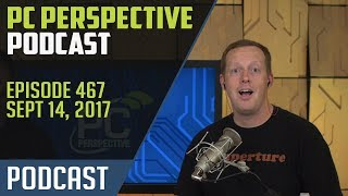 Podcast #467 - NVIDIA WhisperMode, HyperX Keyboard, iPhone 8/X, and more!