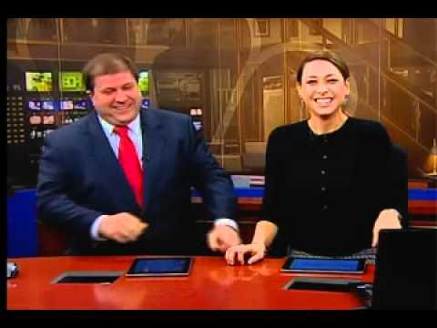 WHAG News at 6:00 - Lou Scally Alley & Lou